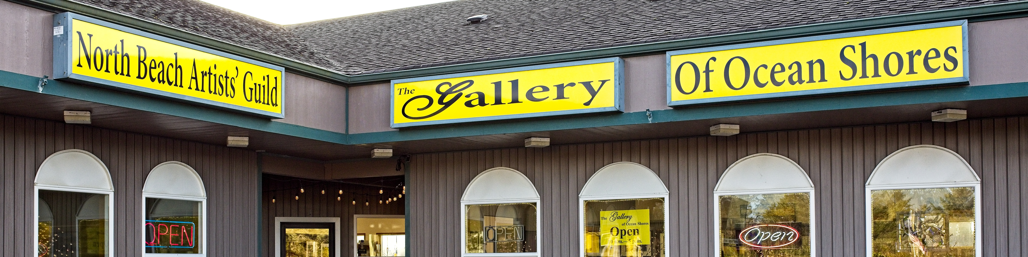 The Gallery of Ocean Shores